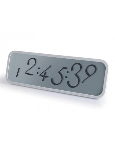 LEXON SCRIPT CLOCK XL LR134/W - Mega 1941