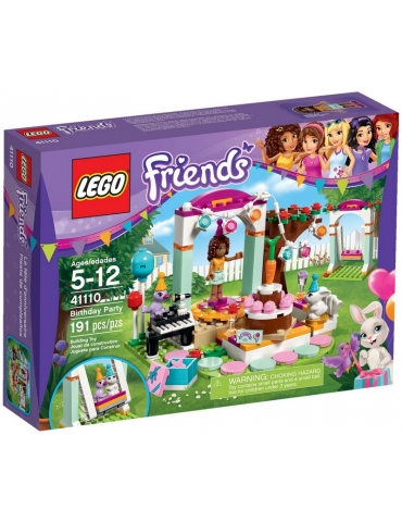 LEGO Friends Birthday Party 41110 - Mega 1941