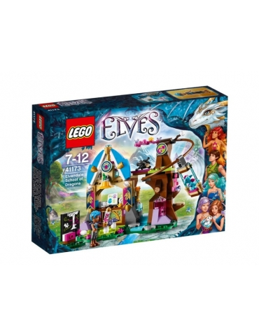 LEGO Elves Elvendale School of Dragons 41173 - Mega 1941