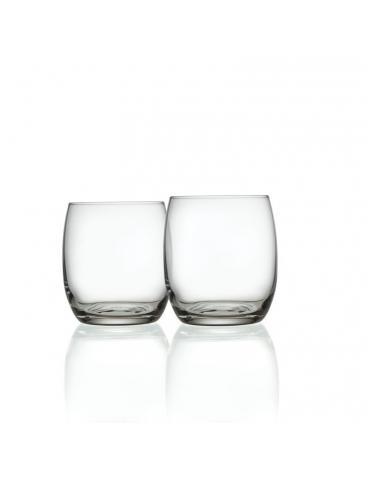 """Set di due bicchieri \\""""Miami XL\\"""" ALESSI SG119/41S2 - Mega 1941"""