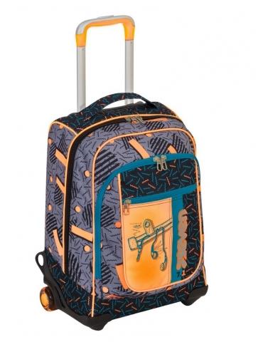 Zaino Trolley Seven Maxi Round Swag Boy 201001723241 - Mega 1941