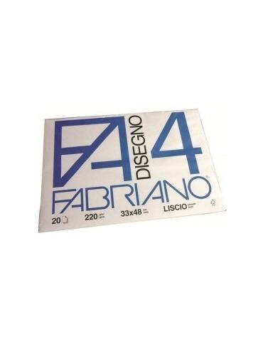 Blocco Fabriano F4 797 Liscio 33x48 219 - Mega 1941