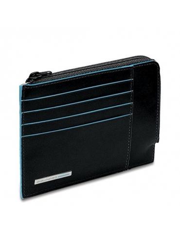 Bustina Piquadro portamonete, documenti e carte di credito PU1243B2 - Mega 1941