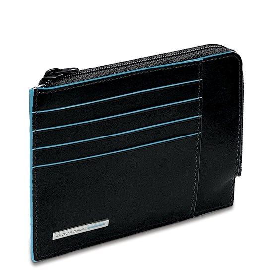 97ac1f180e Bustina Piquadro portamonete, documenti e carte di credito PU1243B2...