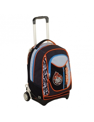 Zaino Trolley Seven New Jack Tribal Boy