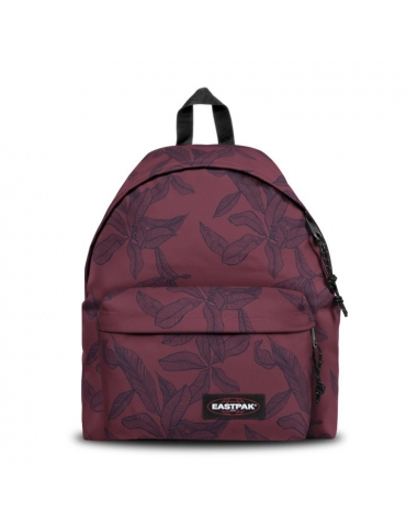 Zaino Eastpak Padded Pak'r Leaves Merlot