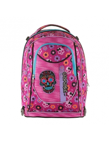 Zaino Trolley Seven New Jack Mexi Girl