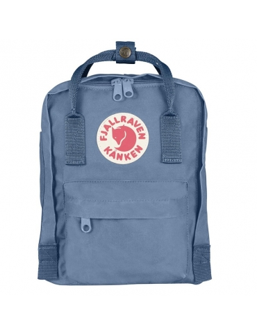 Zaino Fjallraven Kanken Mini Blu Ridge