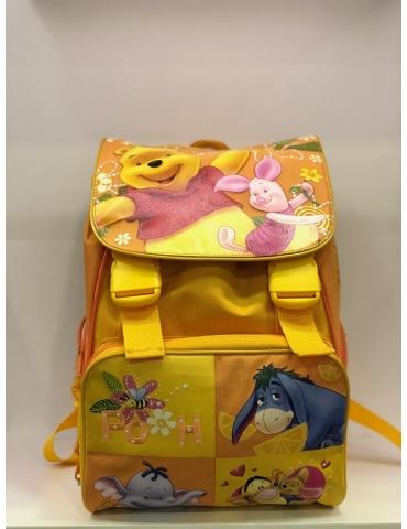 Zaino Scuola Elementare Bambina Winnie the Pooh