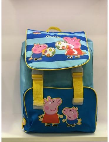 Zaino Scuola Elementare Bambino/a Peppa Pig