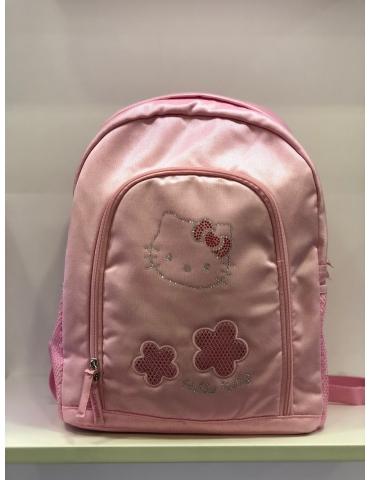 Zaino Scuola Elementare Bambina Hello Kitty