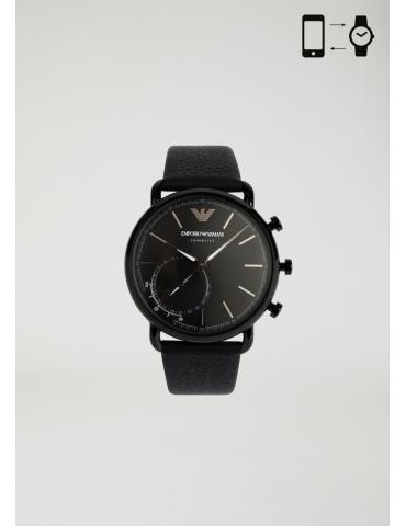 Smartwatch Emporio Armani Connected Uomo Hybrid Analogico