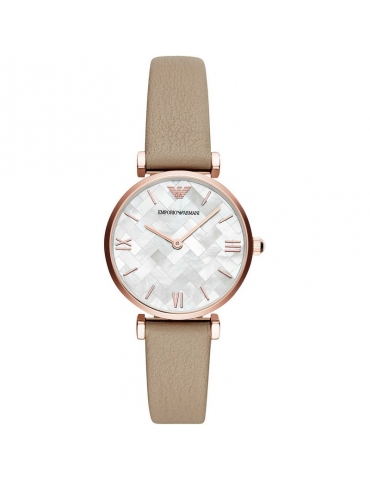 Orologio Emporio Armani Donna Kappa Rose Brown