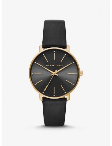 Orologio Michael Kors Donna Pyper Black Gold