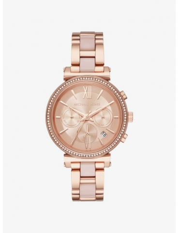 Orologio Michael Kors Donna Sofie Rose Gold