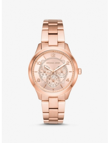 Orologio Michael Kors Donna Runway Rose Gold