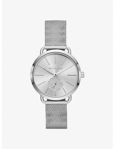 Orologio Michael Kors Donna Portia Mesh Silver