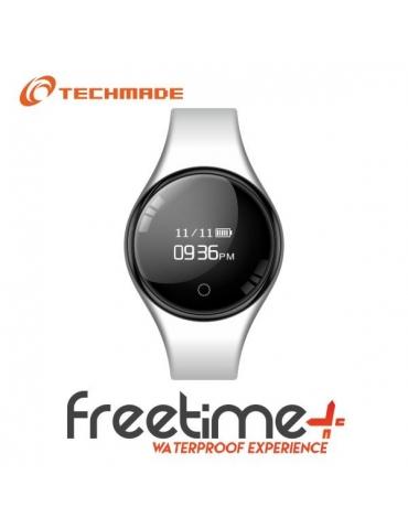 Smartwatch Techmade Sport Bracelet Bianco