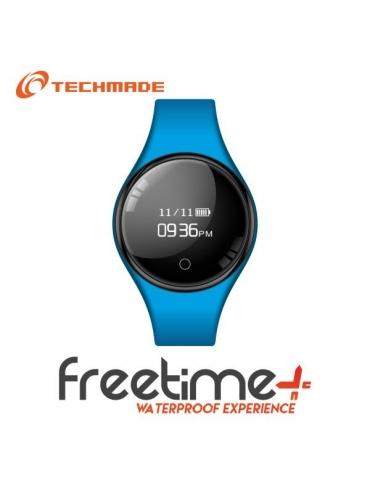 Smartwatch Techmade Freetime Azzurro/Blu