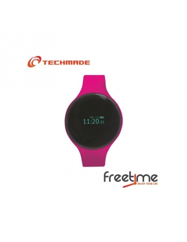 Smartwatch Techmade Freetime Rosa