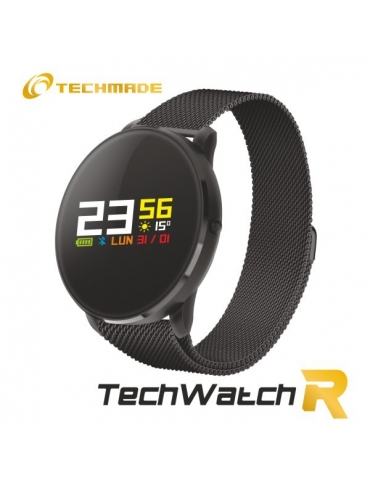 Smartwatch Techmade Techwatch R Nero