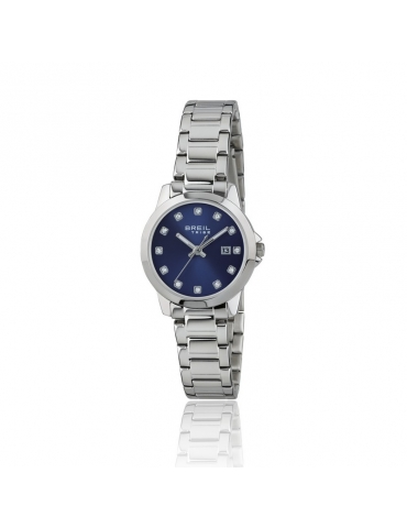 Orologio Breil Tribe Donna Classic Elegance Silver Blue