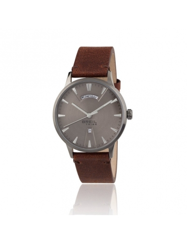 Orologio Breil Tribe Uomo Friday Grey Brown