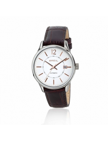 Orologio Breil Uomo Contempo White Brown