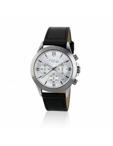 Orologio Breil Uomo Chrono Choice Silver Black