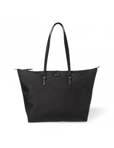Borsa Ralph Lauren Donna Tote Oxford Black