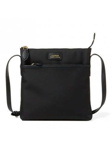 Borsa Ralph Lauren Donna Crossbody Black