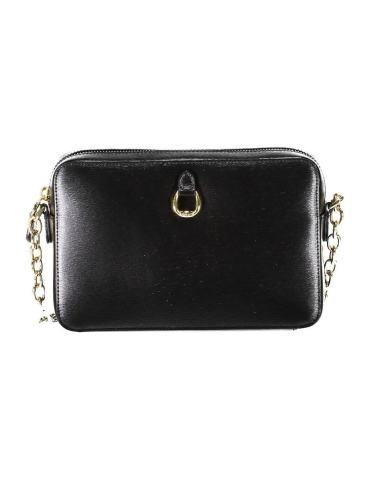 Borsa Ralph Lauren Donna Bennington Crossbag Black