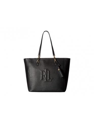 Borsa Ralph Lauren Donna Halee Tote Black