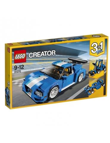 LEGO Creator Auto da corsa