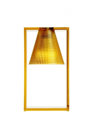 Lampada da Tavolo Kartell Light-Air Ambra