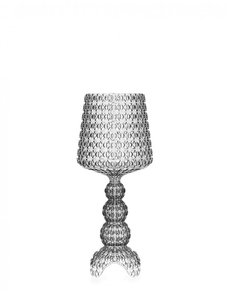 Lampada da Tavolo Kartell Kabuki Mini Cristallo - Mega 1941