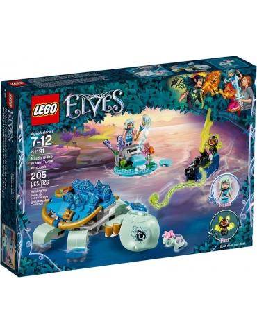 LEGO Elves Naida e l'Agguato della Tartaruga Acquatica