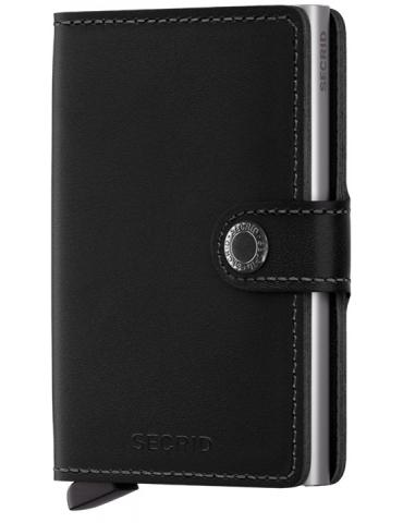 Portacarte Secrid Miniwallet Original Black