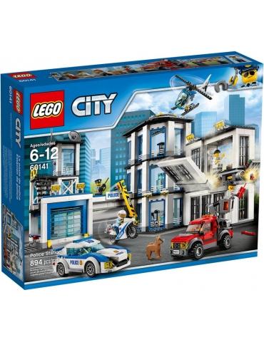 LEGO City Stazione di Polizia