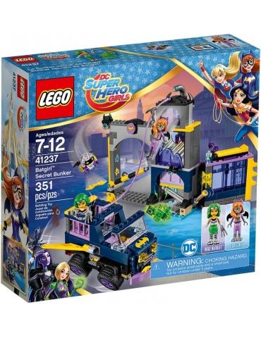 LEGO DC SuperHeroes Il Bunker Segreto di Batgirl