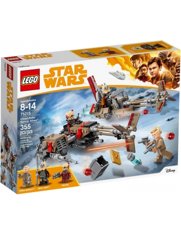 LEGO Star Wars Swoop Bikes di Cloud-Rider