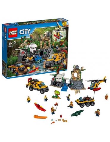 LEGO City Sito di Esplorazione nella Giungla