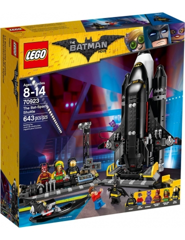 LEGO DC SuperHeroes Bat-Space Shuttle