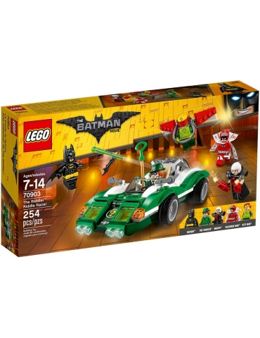 LEGO Batman Il Riddle Racer di The Riddler