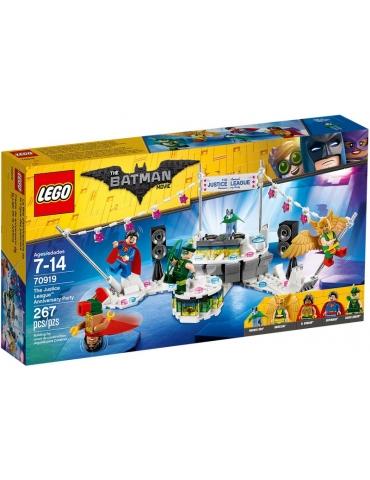 LEGO Batman Festa di Anniversario della Justice League