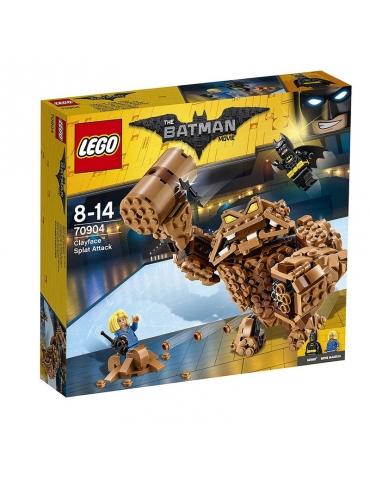 LEGO Batman L'attacco Splash di Clayface