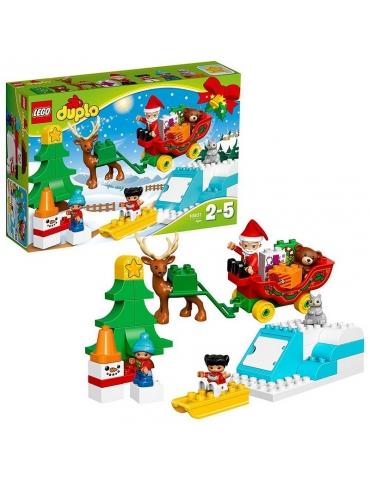 LEGO Duplo Le Avventure di Babbo Natale