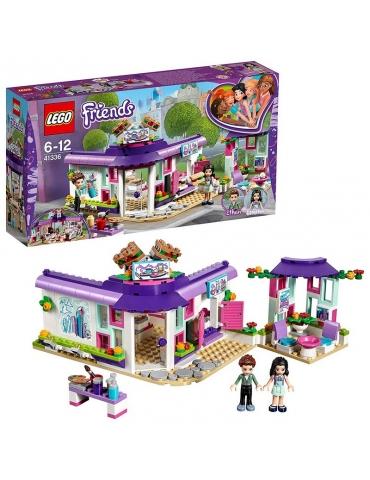 LEGO Friends Il Caffè degli Artisti di Emma