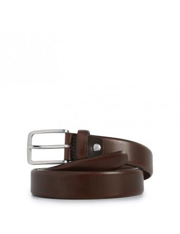 Cintura Piquadro uomo con fibbia ad ardiglione CU3902C56 - Mega 1941