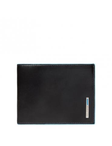 Portafoglio Piquadro uomo con dodici porta carte di credito PU1241B2 - Mega 1941